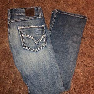 BKE Sabrina Stretch Boot Jeans size 4